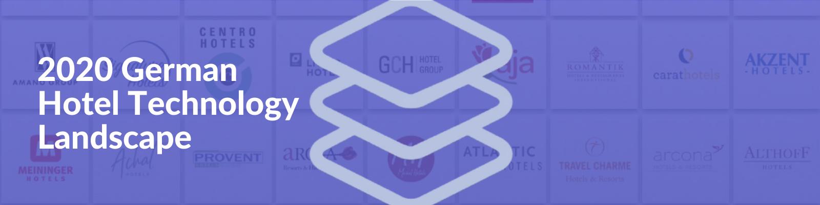 2020 German Hotel Technology Landscape