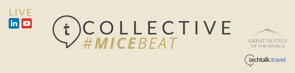 COLLECTIVE #MICEBEAT - Data-driven live talks focused on the Meetings & Events industry's future