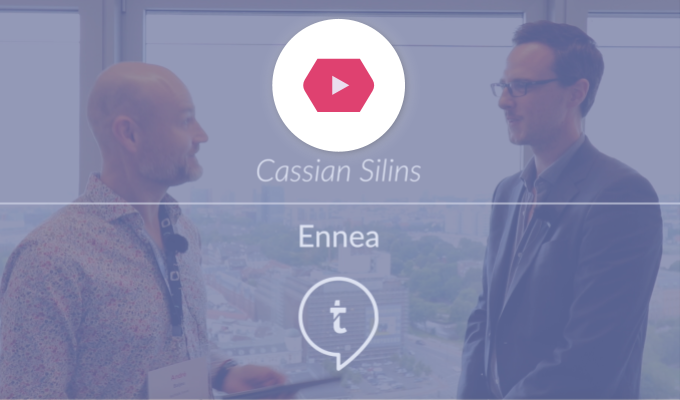 Cassian Silins | Ennea | HSMA eDay Hamburg