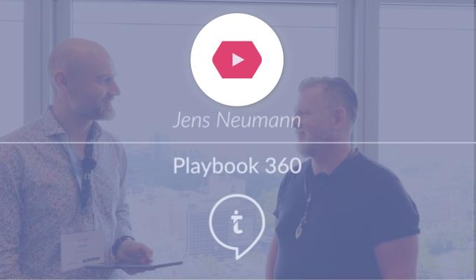 Jens Neumann | Playbook 360 | HSMA eDay Hamburg
