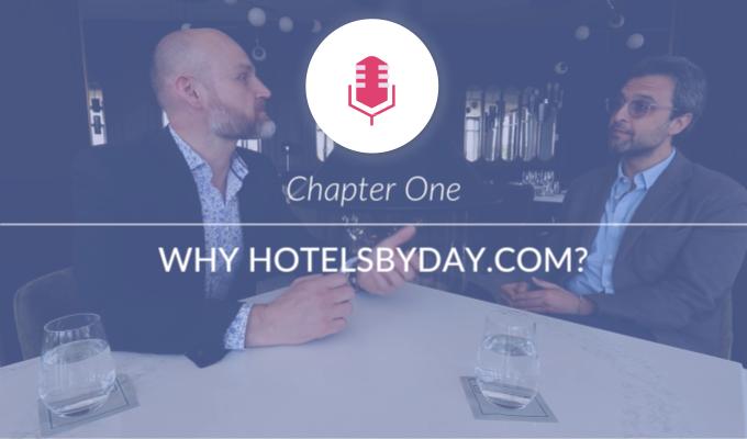 S02E02: Yannis Moati | HotelsByDay