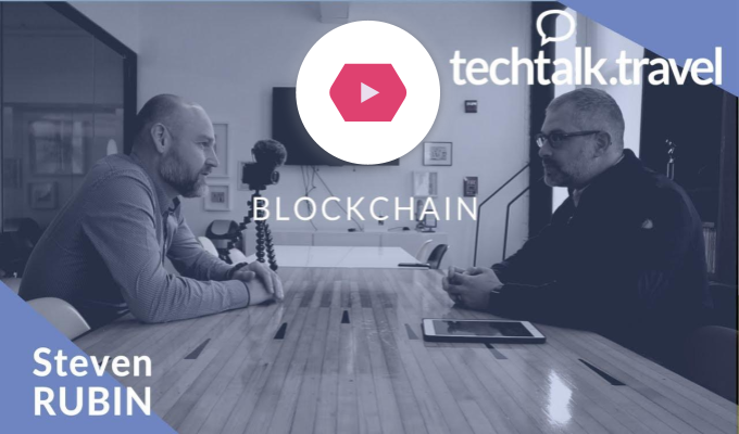 Steven Rubin talks Blockchain