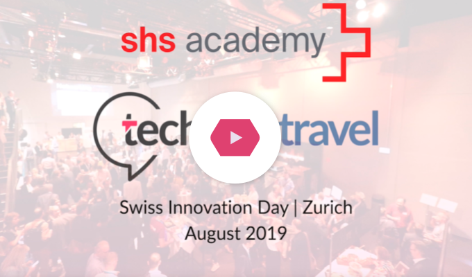 Anastasia Dedyukhina | SHS Swiss Innovation Day