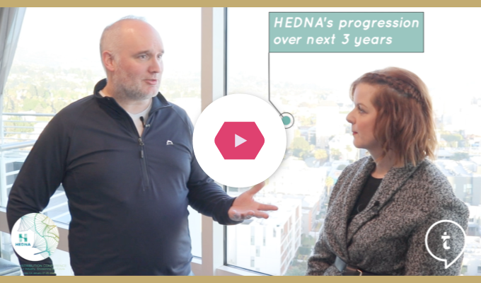 Next 3 Years | New HEDNA President