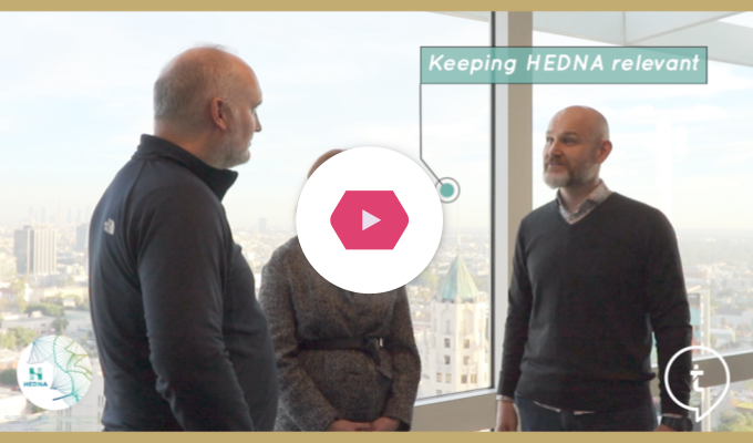 Keeping HEDNA Relevant | New HEDNA President