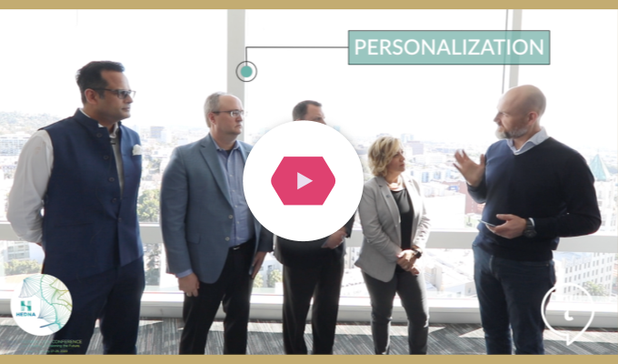HEDNA LA 2020 | Tech Leaders Panel | Personlisation