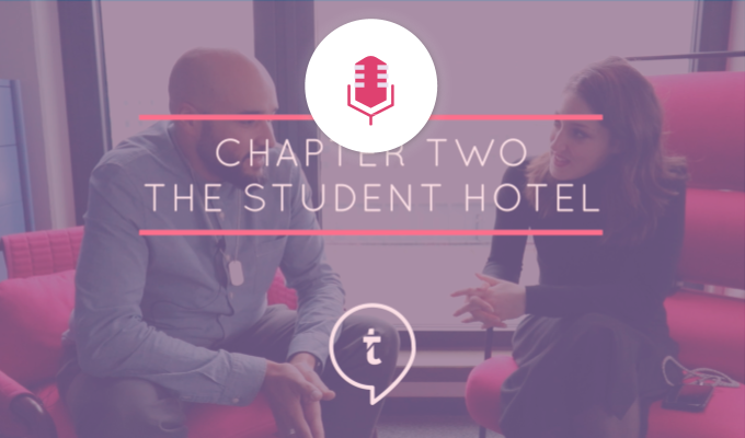 S04E01: Philip Ibrahim | The Student Hotel - Berlin