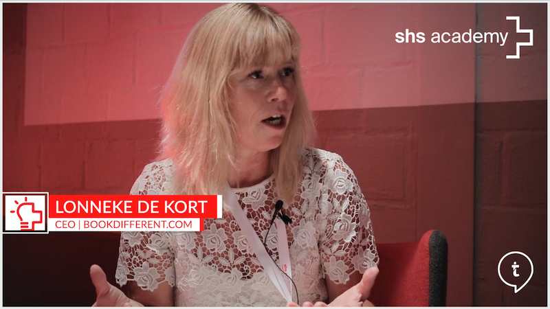 Lonneke de Kort l SHS Swiss Innovation Day 2020