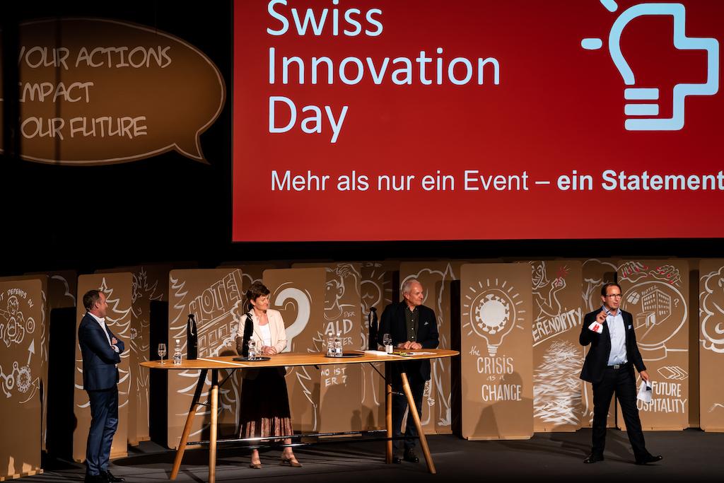 SHS Swiss Innovation Day 2020 l Zurich, Switzerland