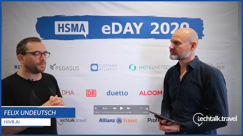 Felix Undeutsch l hivr.ai l HSMA eDay 2020