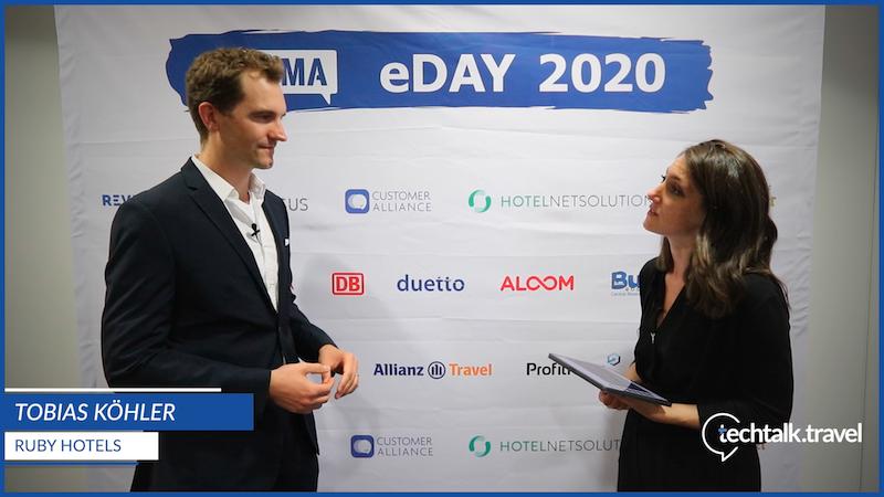 Tobias Koehler l Ruby Hotels & HSMA Deutschland e.V. l HSMA eDay 2020