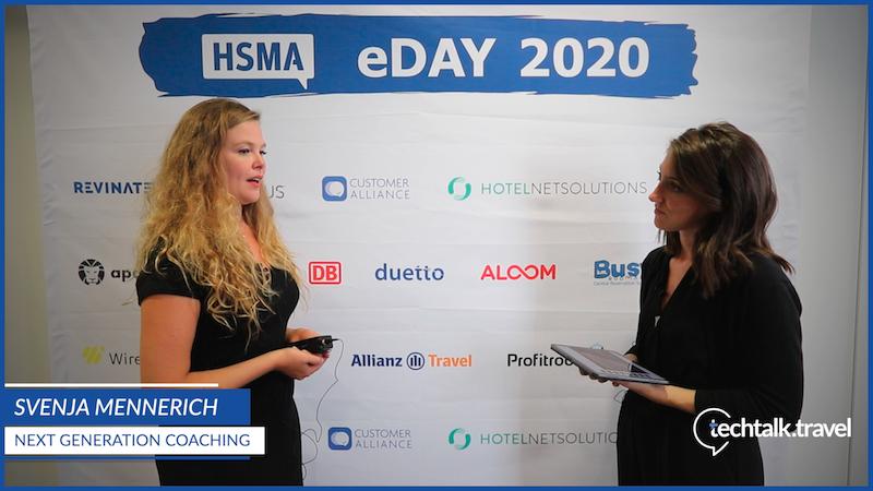Svenja Mennerich l Next Generation Coaching l HSMA eDay 2020