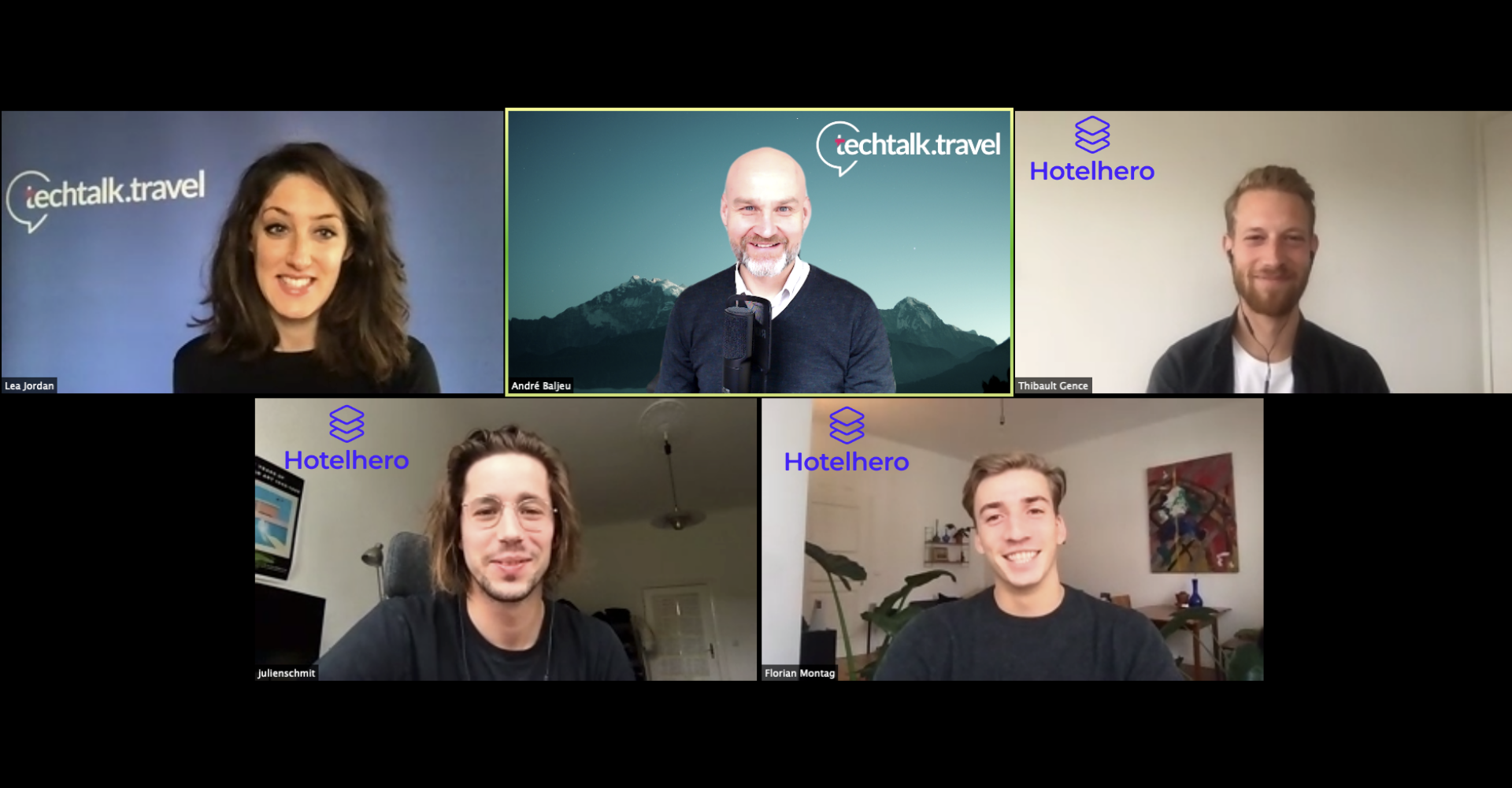 Partnership Announcement l Hotelhero and techtalk.travel