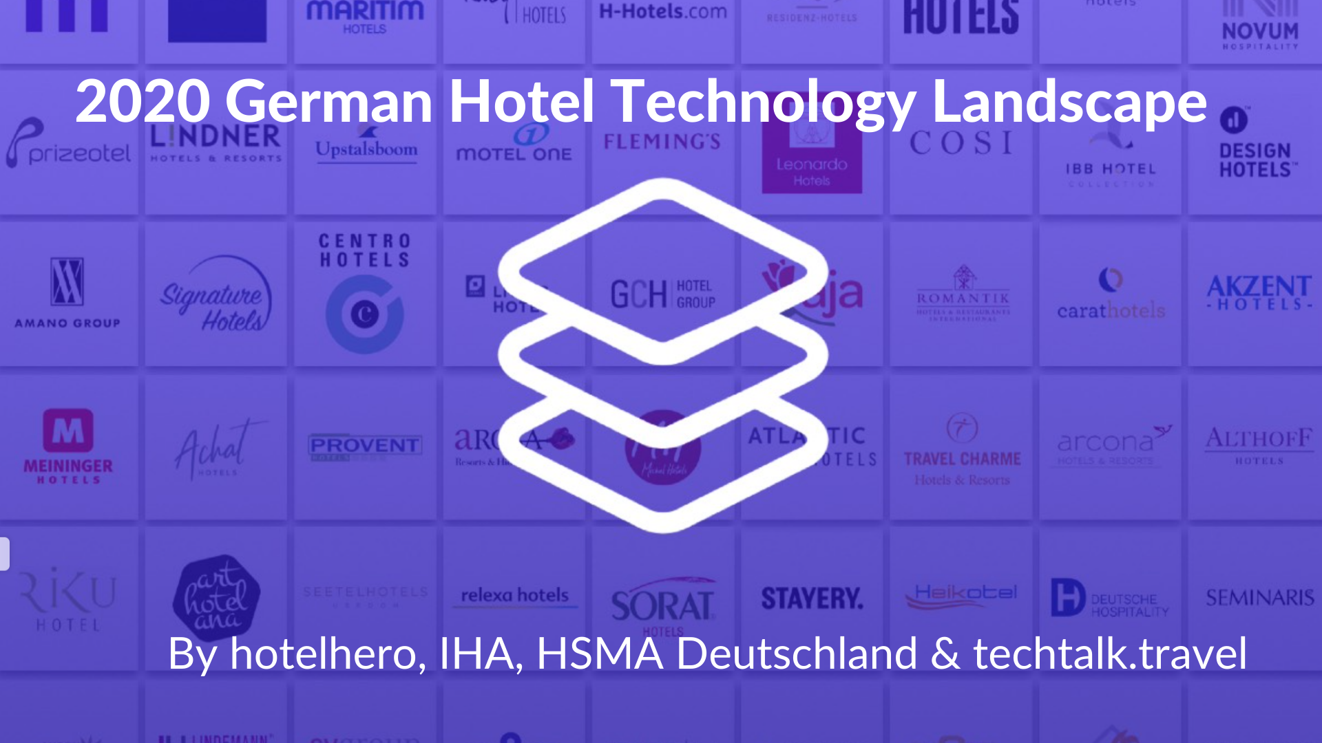 2020 German Hotel Technology Landscape
