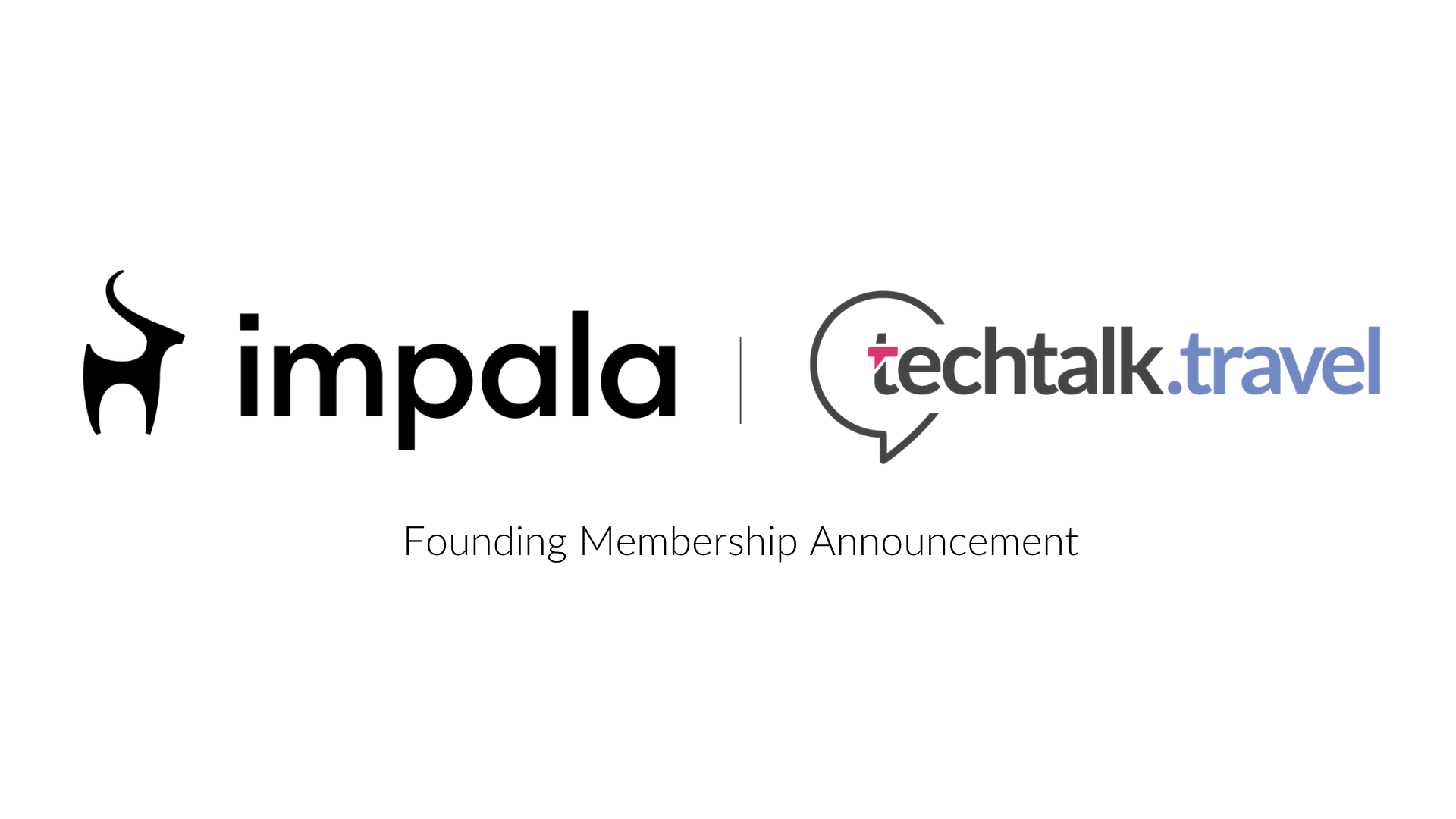 Founding Membership Announcement l Impala