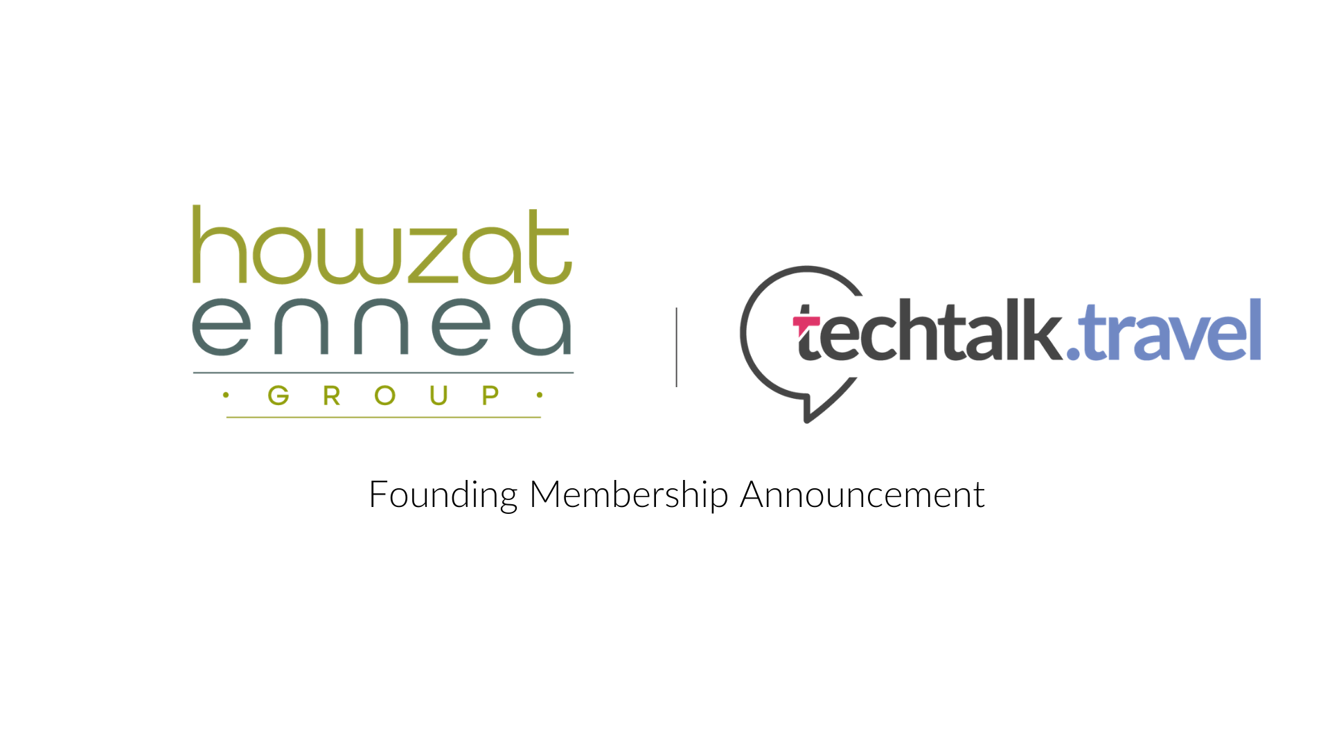 Founding Membership Announcement l HOWZAT ennea Group