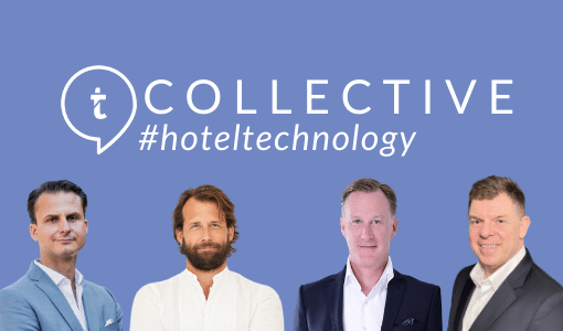 COLLECTIVE #hoteltech Podcast l Single guest profile, customer journey and mobile in hospitality