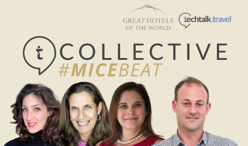 COLLECTIVE #MICEBEAT with Kristi White from Knowland and Luke Stevenson from Encore l 27 April 2021
