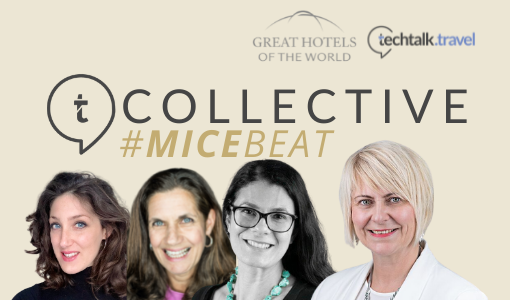 COLLECTIVE #MICEBEAT Podcast with Lidia Sakarapani and Tracy Scott