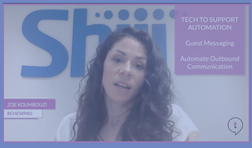 Video l Automation in Hospitality l Part 1