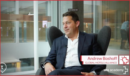 Loyalty and Independent Hotels l Andrew Boshoff, Global Hotel Alliance