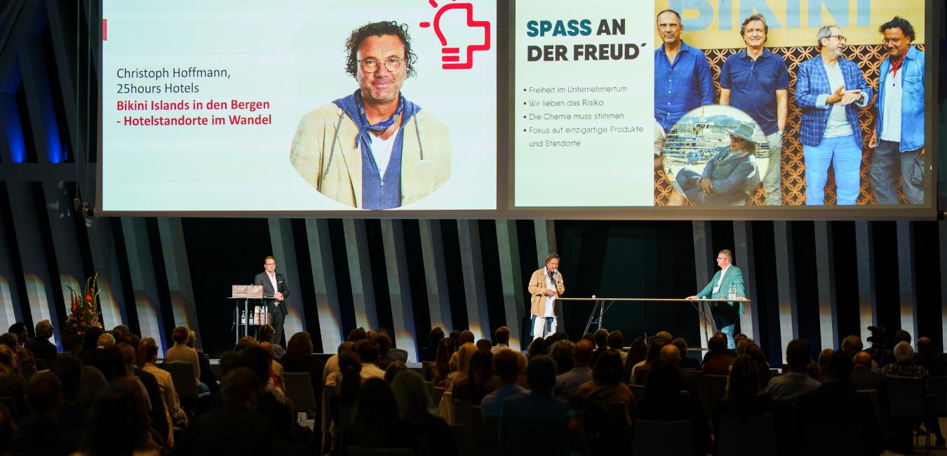 The Return Of Travel - Swiss Innovation Day 2021 l Zurich, Switzerland