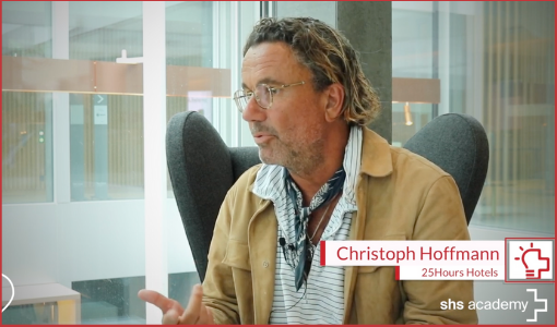 Bikini Hotels, the importance of freedom and what's new with 25hours Hotels l Christoph Hoffmann, 25hours Hotels