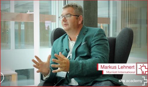 Why loyalty matters, soft hotel brands and hotel development trends l Markus Lehnert, Marriott Int.