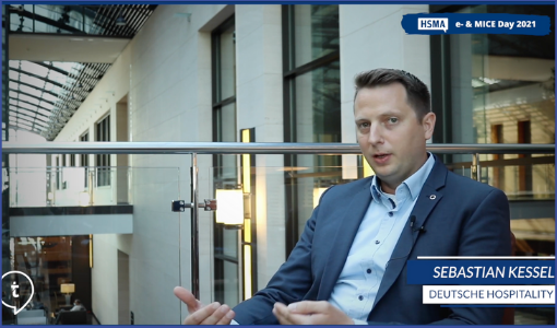 How to start a career in Hotel Distribution l Sebastian Kessel, Deutsche Hospitality